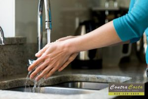 Conserving Water In California